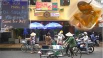 Biến quán cà phê thành 'cơm dã chiến' 5000 đồng giữa mùa dịch