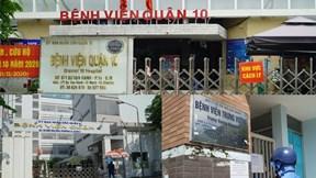 Thêm 3 bệnh viện tạm ngưng hoạt động vì nhân viên, bệnh nhân dương tính