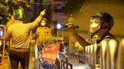 Nửa đêm phong tỏa hơn 7.000 dân ở Hóc Môn, quay xe khi gặp chốt chặn