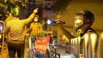 Nửa đêm phong tỏa hơn 7.000 dân ở Hóc Môn, dân quay xe khi gặp chốt