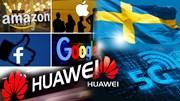 Big Tech lâm nguy, Thụy Điển giữ nguyên lệnh cấm Huawei
