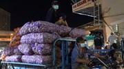 Chợ Hóc Môn dừng hoạt động, hàng nghìn tiểu thương rời đi trong đêm
