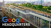 Trụ sở trị giá 1 tỷ bảng Anh của Google có gì dành cho nhân viên?
