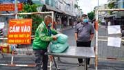 37 ca nhiễm mới, phong toả gấp đường Vườn Chuối và Nguyễn Thượng Hiền