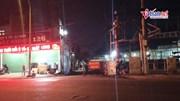 Một người tử vong trong đám cháy ở khu phong toả tại TP.HCM