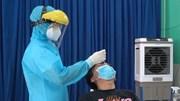 TP.HCM: 18 mẫu gộp của thí sinh, giáo viên dương tính nCoV