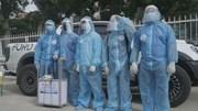 Cận cảnh 'Đội xe khử khuẩn di động' phản ứng nhanh khắp TP.HCM