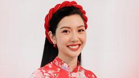 Á hậu Thúy Vân ra mắt My Vietnam sau 6 năm thi Miss International