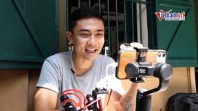 Sáng tạo tour độc, chàng trai đưa khách quốc tế 'đến' Hà Nội giữa đại dịch