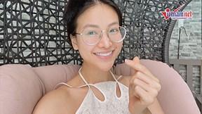 Hoa hậu Trái đất Phương Khánh sống giãn cách tích cực và khoa học
