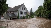 Lũ lụt kinh hoàng ở Đức, hơn 10 người thiệt mạng