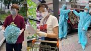 Nghệ sĩ Việt hết lòng chung tay hỗ trợ người dân TP.HCM mùa dịch