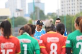 ĐTVN nói về mục tiêu giành suất tham dự vòng chung kết World Cup nữ 2023