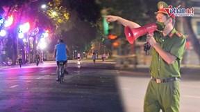 Công an canh gác xuyên đêm: Người dân vẫn 'né chốt', đi thể dục lúc 3h sáng