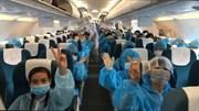 Hoàn tất 3 chuyến bay đặc biệt, dân vui mừng từ TP.HCM về Đà Nẵng