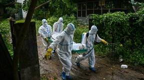 Covid-19: Số ca tử vong cao kỷ lục, Myanmar hóa vùng dịch 'chết chóc'