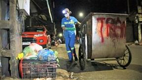 Nữ công nhân môi trường bị cướp xe: 'Đó là tài sản lớn nhất của gia đình'
