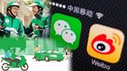 Trung Quốc thanh lọc tin tức mạng, Grab lập doanh thu kỷ lục