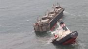 Nhật Bản: Tàu nặng hàng chục nghìn tấn vỡ đôi, lênh đênh ngoài biển