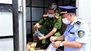 Công an Hà Nội bắt giữ 1.000 bộ van máy thở không rõ nguồn gốc