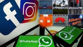 Trung Quốc trấn áp Big Tech, Facebook bị tố 'mua lại và chôn vùi' đối thủ