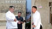 NLĐ Kim đi thị sát chung cư mới, tiếp tục gầy đi trông thấy