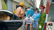 Đi khám bị tai nạn ngã ra đường, thai phụ được Công an đưa đi cấp cứu