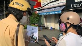 TP.HCM: Khai báo 'di chuyển nội địa' trở lại, không còn ùn ứ nặng