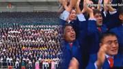 Hàng nghìn thanh niên Triều Tiên bật khóc khi được gặp NLĐ Kim Jong Un