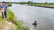 TP.HCM: 3 người trộm chó bất thành nhảy sông, 1 đối tượng chết đuối
