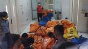 Hiện trường vụ cháy nhà tù quá tải ở Indonesia, 41 tù nhân thiệt mạng