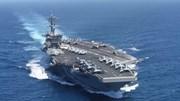 Cảnh hiếm bên trong tàu sân bay khủng nhất thế giới USS Roosevelt của Mỹ