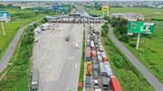 Ùn tắc nối dài cả hai chiều ở điểm chốt Pháp Vân - Cầu Giẽ