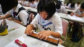 Bí kíp giúp người Nhật có siêu trí nhớ, tính nhẩm nhanh như chớp