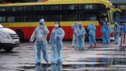 300 thai phụ, trẻ em vui mừng khi được trở về quê hương Quảng Ngãi