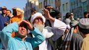 Taliban treo thi thể nghi phạm bắt cóc ngay giữa thành phố để răn đe