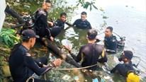 Bơi vào bờ sau khi tự tử, đội cứu hộ mất nhiều giờ tìm kiếm