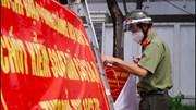 Dân SG phấn khởi vì đường thoáng, hàng rào, chốt chặn được tháo dỡ