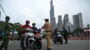 Công an TP.HCM xuất quân đảm bảo an toàn giao thông, trấn áp tội phạm