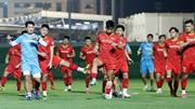 Văn Thanh quay trở lại, tuyển Việt Nam tập cường độ cao để đấu Trung Quốc