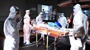 Cả nghìn bệnh nhân BV Việt Đức được đưa đi điều trị, cách ly trong đêm