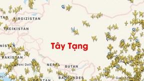 Vì sao không máy bay nào dám bay qua Tây Tạng?