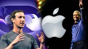 Facebook sắp đổi tên, Apple tiếp tục là thương hiệu nhất thế giới