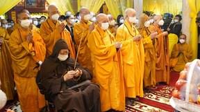 Lễ truy điệu Đại lão Hòa thượng, Đức Pháp chủ GHPG Việt Nam Thích Phổ Tuệ