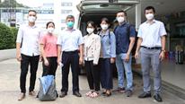 Y bác sĩ TP.HCM lên đường hỗ trợ tỉnh Đắk Lắk chống dịch
