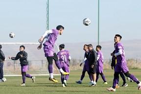 HLV Park Hang Seo chia sẻ mục tiêu của U23 Việt Nam trước trận ra quân